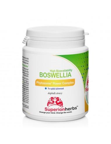 Boswellia Power Complex s vysokou...