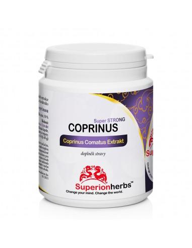 Coprinus Comatus extrakt z hnojníku obecného