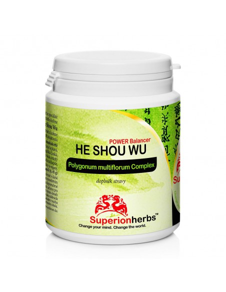 HE SHOU WU – Power Balancer