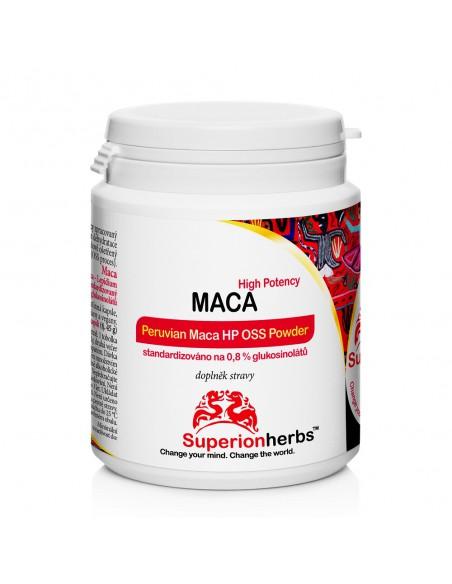 Maca peruánská – 100% čistý extrakt z kořene