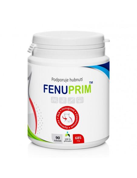Fenuprim obsahuje vysoce kvalitní vlákninu FenustarTM.