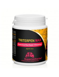 Extrakt z Duanwood Red Reishi s vysokou koncentrací triterpenoidů