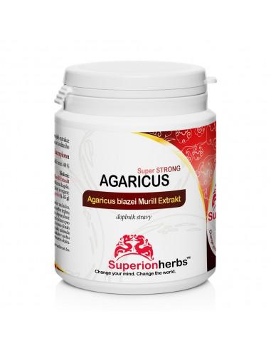 Agaricus blazei Murill, Extrakt